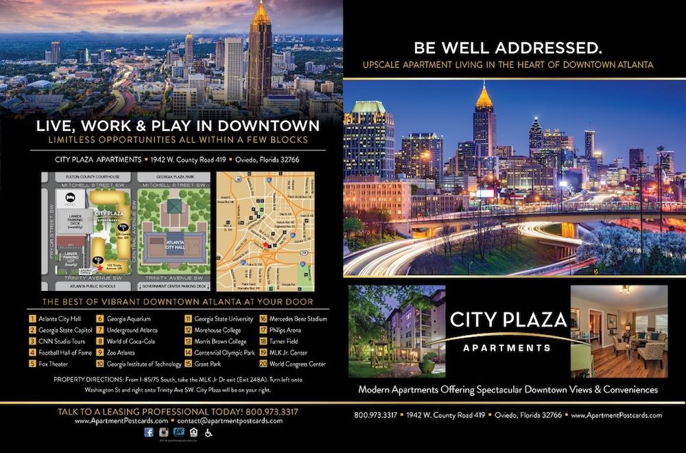 City Plaza Outside